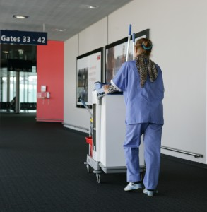 Controle qualite nettoyage Geneve